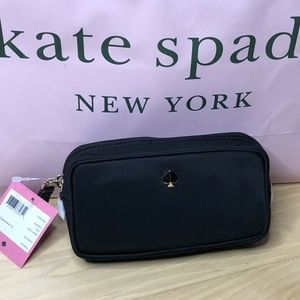 Kate Spade Taylor Small Cosmetic Pouch Makeup Case